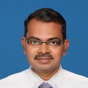 Ravindran Narayanasamy logo